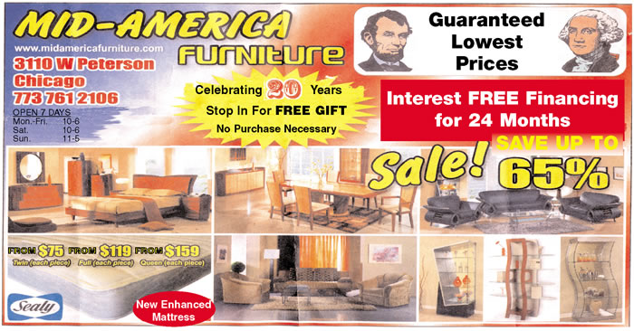 Mid America Furniture