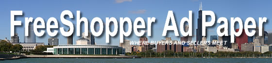 Freeshopper adpaper. Where buyers and sellers meet.